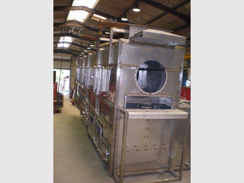 Réalisation Oudot machine à laver